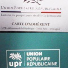 résultat upr législative 2017